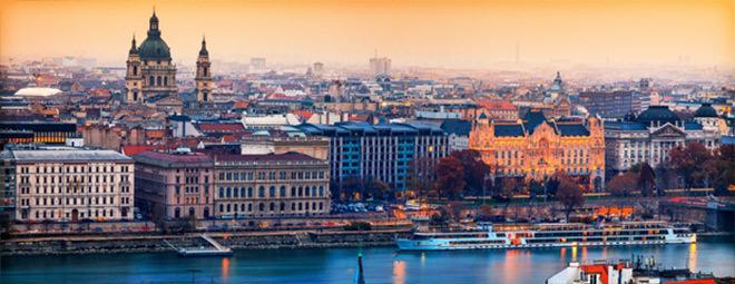 Pays Hongrie