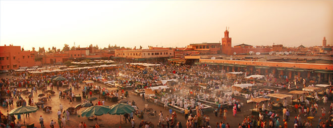 Pays Maroc